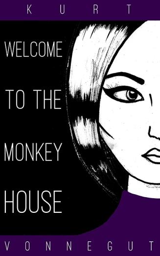 Monkey House - Design 01 - Cover 01 - BLOG