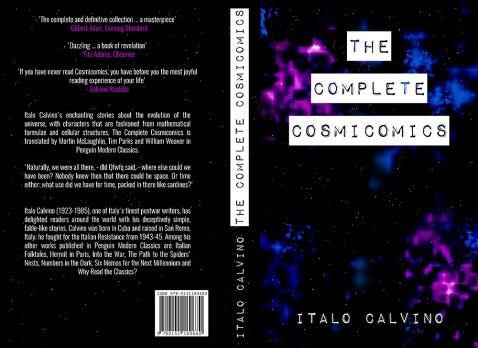 Cosmicomics - Design 04 - BLOG