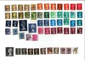 Stamps - Rainbow