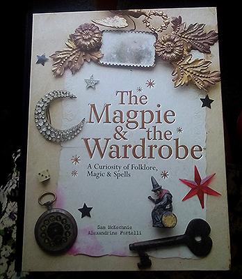 Magpie & The Wardrobe Book Cover