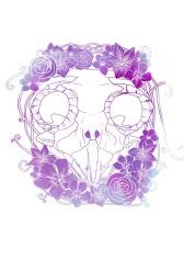13 - Death - Colour - Purple